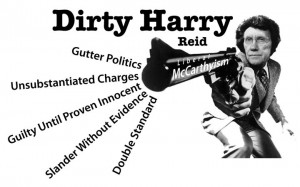 Harry Reid Is The Real Domestic Terrorist