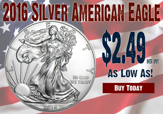 Buy Silver Eagles SD Bullion