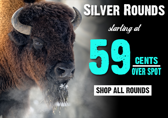 Silver Rounds SD Bullion
