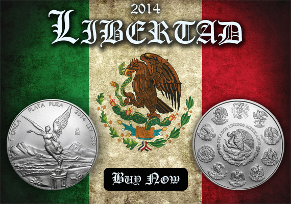 Mexican LIbertad SDBullion