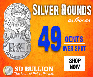 Buy Silver Rounds at the Lowest Price Online