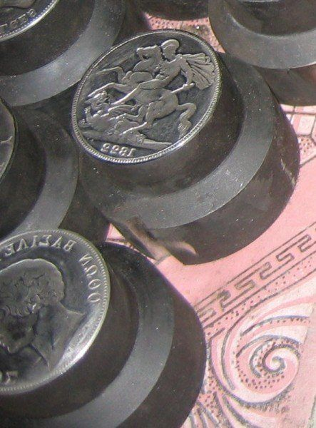 A Look Inside A Chinese Silver Coin Counterfeiting Ring | Silver Doctors