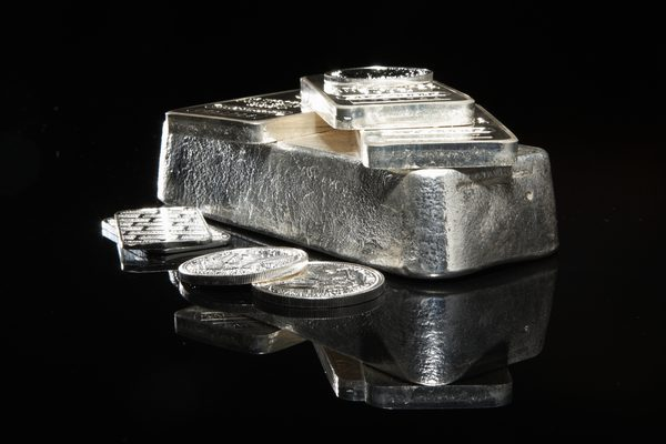 Shiny Silver Stack