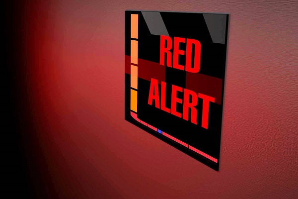 Condition Red Alert